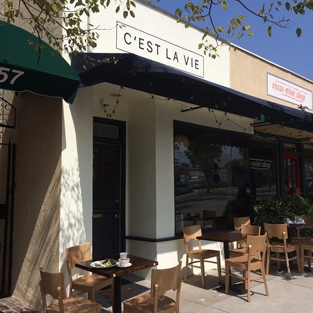Montrose, CA: Outdoor Seating