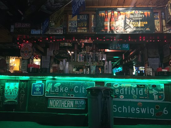 Little Bear Saloon and Restaurant : photo0.jpg