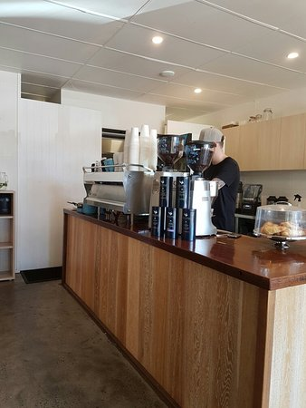 Mermaid Beach, Αυστραλία: The Black Sheep Kitchen Espresso Baa and Catering