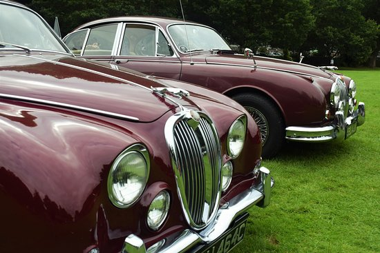 Betws-y-Coed, UK: Classic Car Show