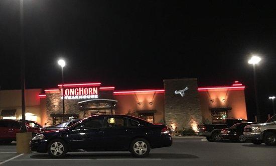 Chambersburg, Pennsylvanie : LongHorn Steakhouse