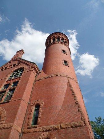 Norwich, Κονέκτικατ: tower