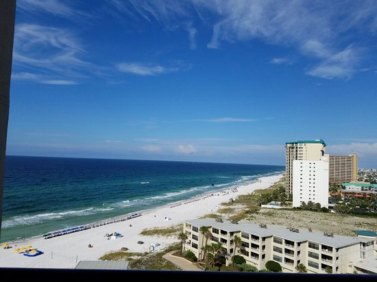 Sundestin Beach Resort: The view from our room