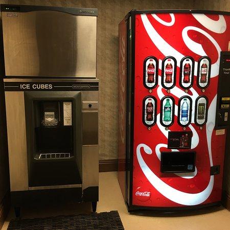 Purell Hand Sanitizer Dispenser Near The Elevator Buttons