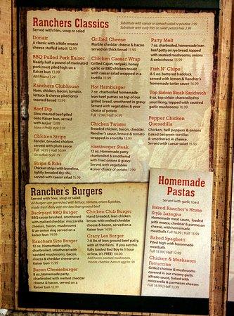 Hinton, Canada: Ranchers Sports Bar & Grill Ltd