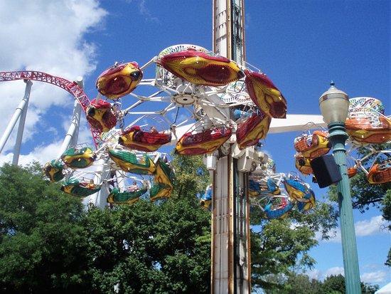 Flying Falcon - Picture of Hersheypark, Hershey - TripAdvisor