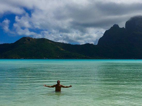 Eden Beach Hotel Bora Bora: Andre