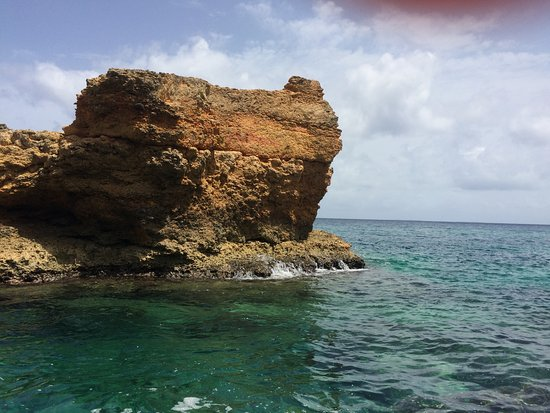 Oyster Pond, St. Maarten: Near the caves