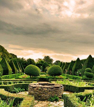 Malmesbury, UK: Abbey House Gardens