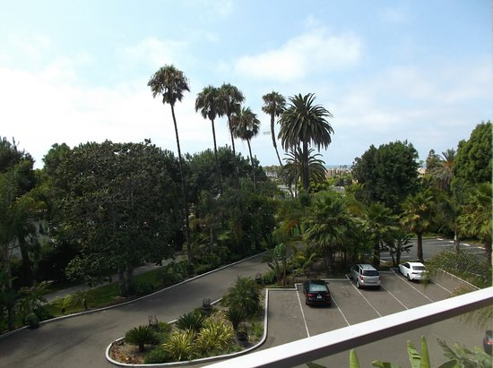 Hotel La Jolla, Curio Collection by Hilton: 4th Floor View