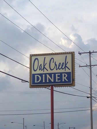 oak creek diner restaurant reviews phone number photos tripadvisor. Black Bedroom Furniture Sets. Home Design Ideas