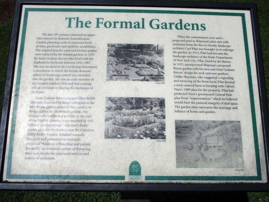 Summit, NJ : Reeves-Reed Arboretum