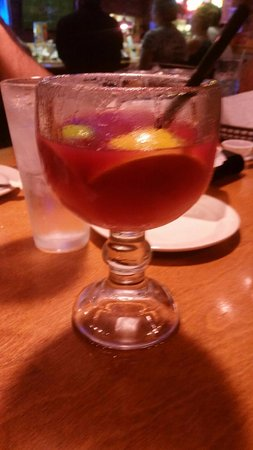 Citrus Heights, CA: Sangria Margarita