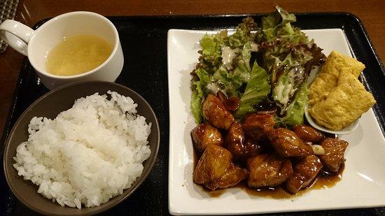 Yokkaichi, Japan: トンテキ定食