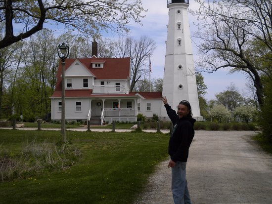 North Point Lighthouse : awesome view