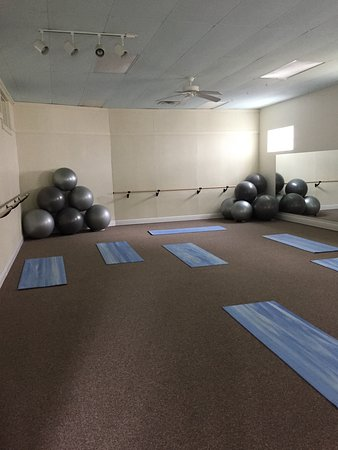 Boca Grande, FL: large group room for classes