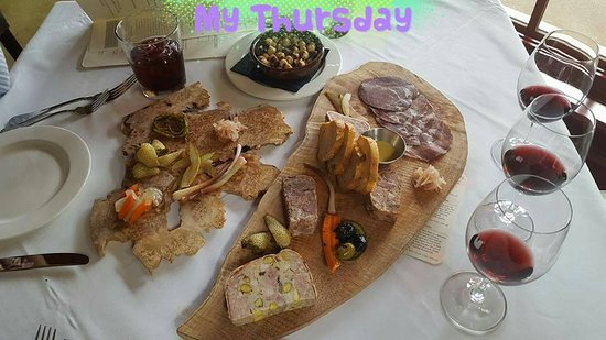 King Estate Winery: Lunch
