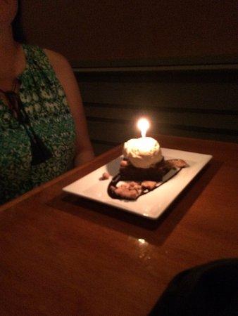 Duck, Carolina do Norte: Great Birthday celebration.