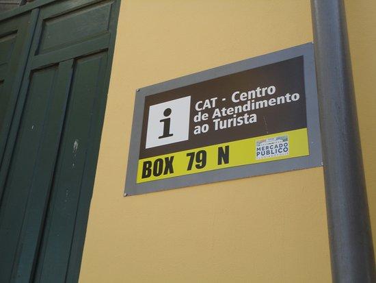 Centro De Atendimento Ao Turista