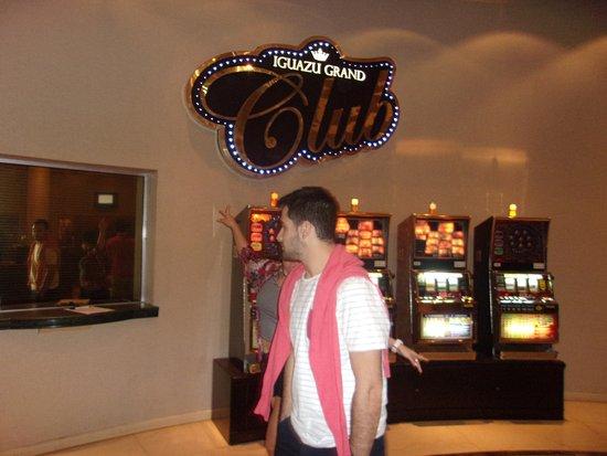 Casino Iguazu: jue