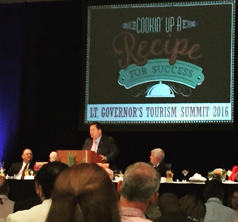 Shreveport Convention Center: Louisiana Lt Governors Conference on Tourism 2016