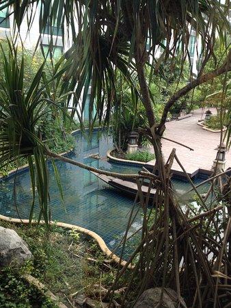 Банг-Пхли, Таиланд: Thai garden