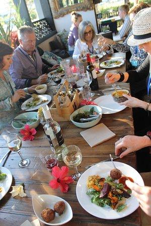โกลด์โคสต์, ออสเตรเลีย: Vegetarian feasting