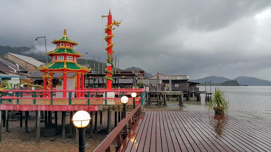 Lanta Old Town: this is the important place for chinese people in this area