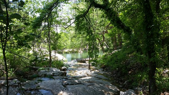 Spicewood, Техас: Beautiful Krause Springs