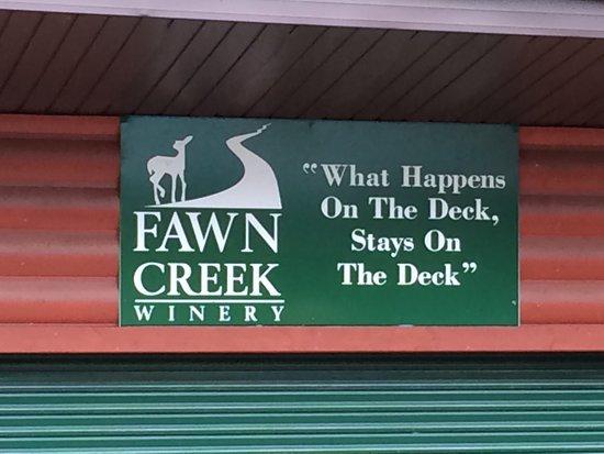 Fawn Creek Winery: photo0.jpg