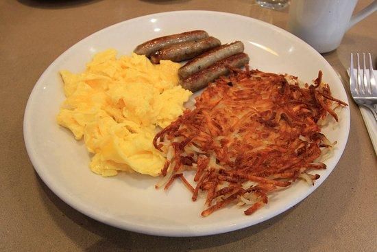Bethesda, Maryland: The Original Pancake House - Classic American Breakfast - August 2016