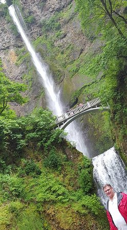 Columbia River Gorge National Scenic Area: Back after 40 years