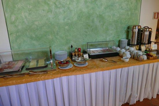 Hotel Leon Bianco: El lugar donde se desayuna