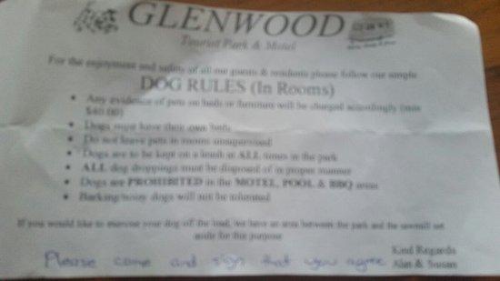 Glenwood Tourist Park & Motel Picture