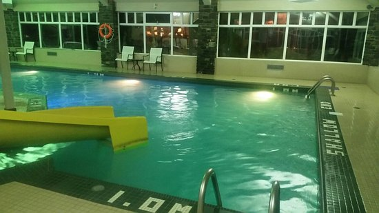 BEST WESTERN Pocaterra Inn: 20160825_220121_large.jpg