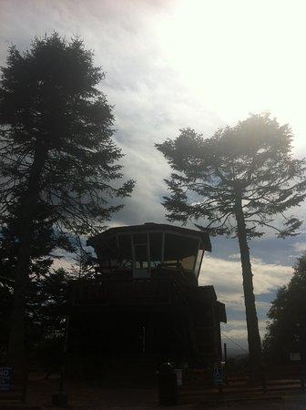Sequim, Waszyngton: Observation tower