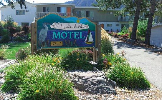 Okanagan Falls holiday Beach Resort motel