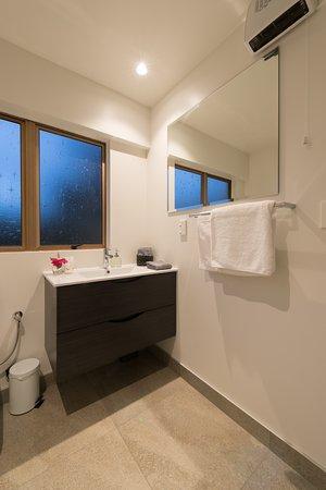 Kerikeri, Nya Zeeland: Typical studio apartment