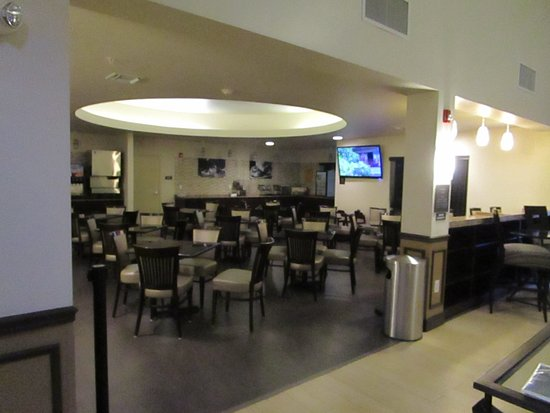 Miami Springs, FL: Breakfast Area
