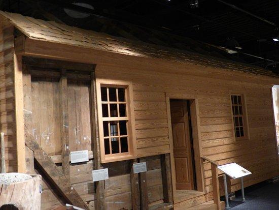 Ελίζαμπεθ Σίτι, Βόρεια Καρολίνα: Museum