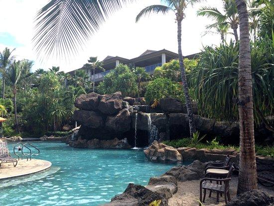 Ho'olei at Grand Wailea: saltwater pool