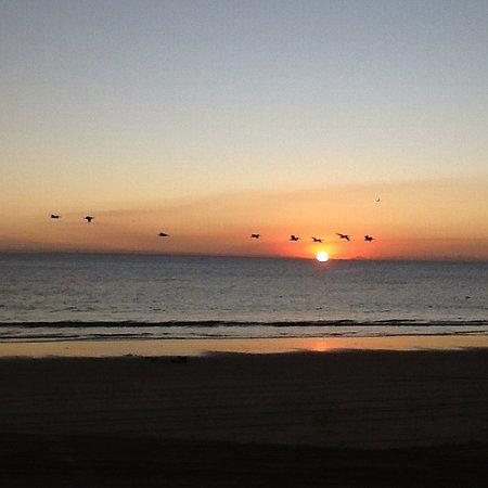 Bulwer, Australien: Sunset at Moreton.