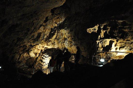 Blansko, Czech Republic: Kateřinská jeskyně