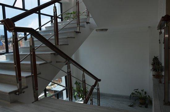 Hotel Holy Himalaya: Hotel Interior