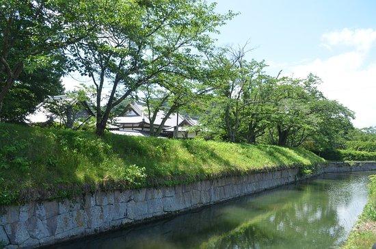Tsuruoka Castle Goryokaku