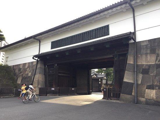 Soto Sakuradamon Gate