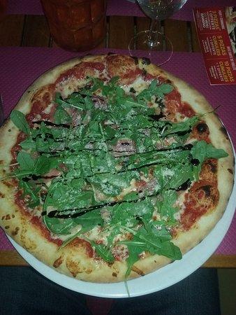 La Casa Pizz : Parmigianna