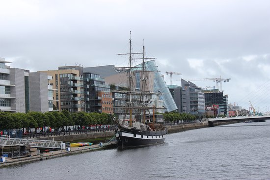 Grand Canal Dock