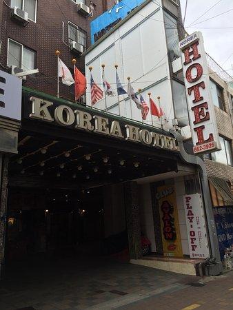 Pyeongtaek, Sydkorea: Korea Hotel