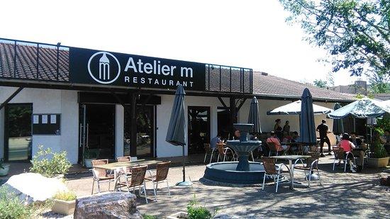 Atelier M Restaurant: Le Seven